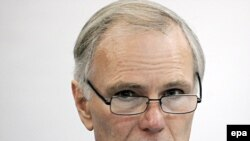 UN special rapporteur Philip Alston