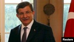 Турскиот премиер Ахмет Давутоглу