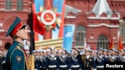 Црвен Плоштад, Москва, 09.05.2014
