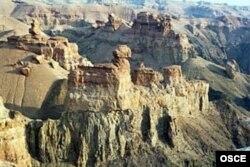 Шарын каньоны. (Көрнекі сурет)