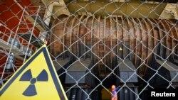 Nuklearni otpad, ilustrativna fotografija