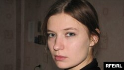 Maya Abromchyk says she was severely beaten