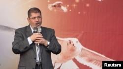 Египетскиот претседател Мухамед Морси.