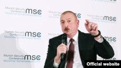 Prezident İlham Əliyev, arxiv foto