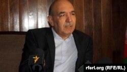 Qayum Karzai gjatë një interviste të dhënë në muajin shkurt