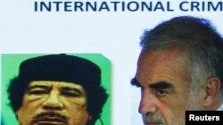 Главный прокурор Международного уголовного суда Луис Морено-Окампо