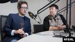 Sorin Ioniță în dialog cu Valentina Ursu