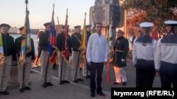 Перед крестным ходом в Севастополе, 8 сентября 2017 год