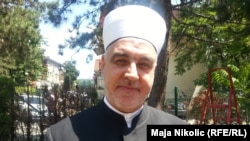Босния муфтийси Ҳусайн Кавазович.