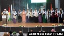إحتفال أيزيدي في دهوك