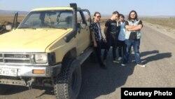 Осетинские рок-музыканты