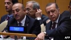 Эрдоган в ООН