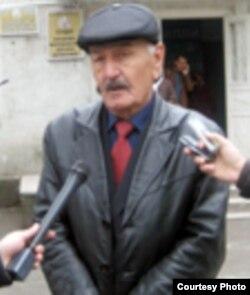 Ҷунайд Ибодов, ҳуқуқдони тоҷик