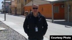 Военный эксперт, обозреватель Грузинской службы Радио Свобода Коба Ликликадзе