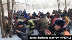 Курман болгондорду эскерүү, Дача СУ конушу, 18-январь, 2017-жыл