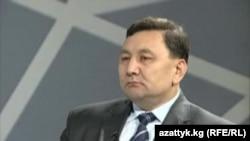 Candidate Marat Imankulov