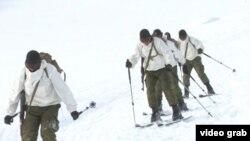 Армия Таджикистана.