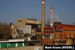 Донецкий металлургический комбинат