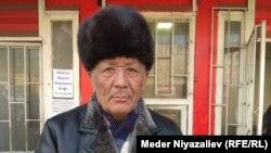 Камчыбек Жээнтаев