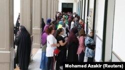 Избирательный участок в Бейруте, 6 мая 2018 года