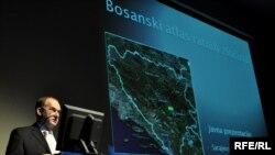 Mirsad Tokača predstavlja Bosanski atlas ratnih zločina