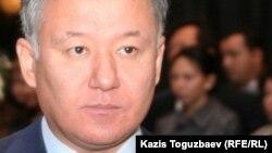 Депутат парламента Ерлан Нигматулин.