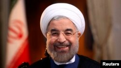 Иран президенты Хәсән Рухани