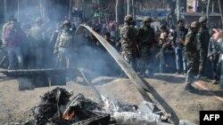 Hindistanın fevralın 27-də vurulmuş təyyarəsi