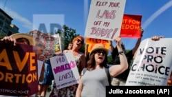 Protesti za pravo na izbor u New Yorku, ilustrativna fotografija