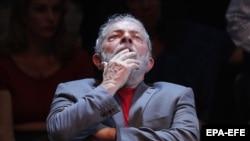 Fostul președinte brazilian Luiz Inacio Lula da Silva