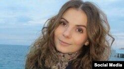 Журналистка Наталья Кокорина.