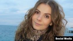Журналист Наталья Кокорина.