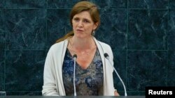 Представитель США Саманта Пауэр