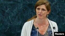 Представник США в ООН Саманта Пауер