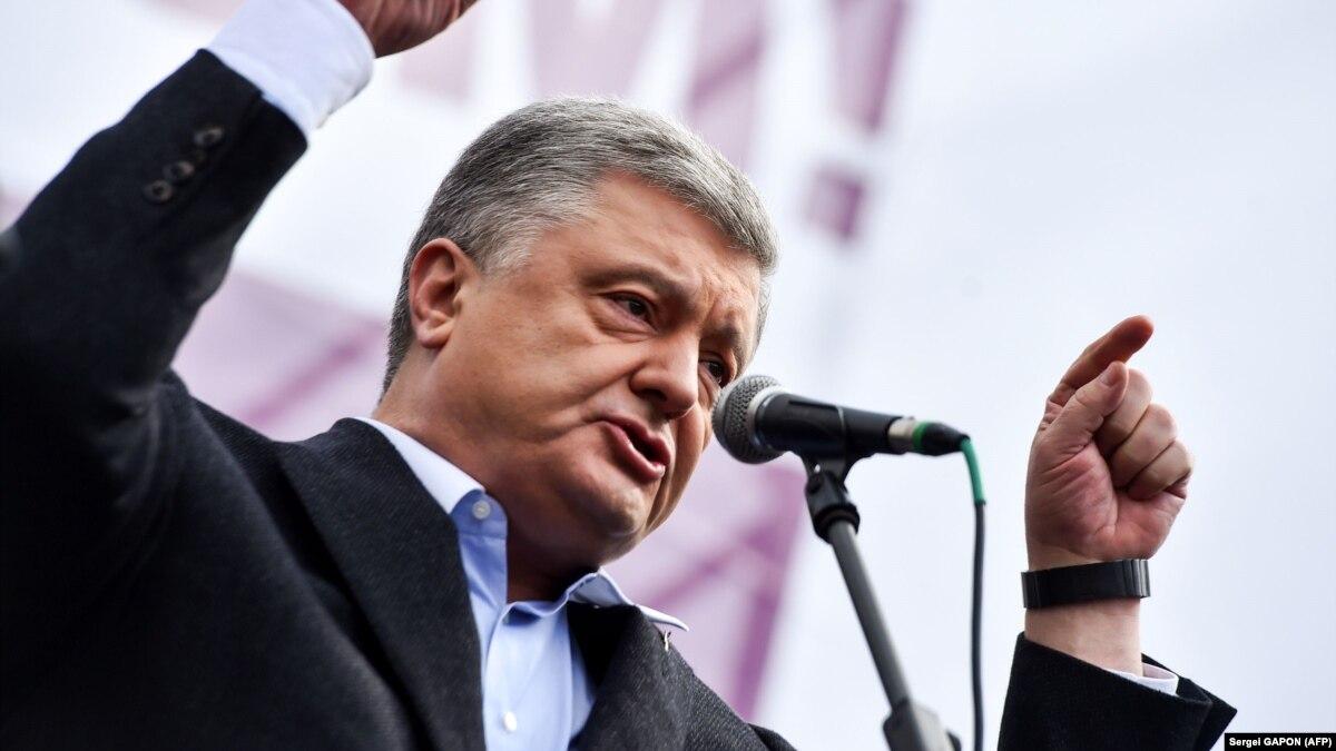 Дебаты: Порошенко приехал на «Олимпийский»