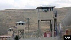 Zatvor u predgrađu Ankare, Turska