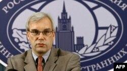 Рускиот заменик министер за надворешни работи Александар Груско