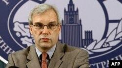 Russian Deputy Foreign Minister Aleksandr Grushko