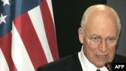 Former U.S. Vice President Dick Cheney said the Bush administration will be remembered for its response to 9/11.