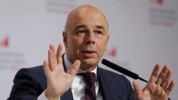 Антон Силуанов, министр финансов России