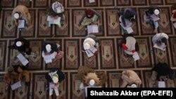 آرشیف، یکی از مدرسههای دینی در پاکستان