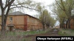 Վրաստան -- Նախկին ռուսական ռազմաբազան Ախալքալաքում, արխիվ