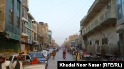 Pamje nga Baluçistani në Pakistan