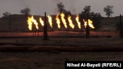 Iraqi oil fields in Kirkuk (file photo)
