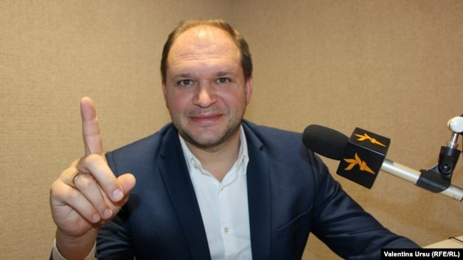 Ion Ceban, candidatul Partidului Socialiștilor la primăria Chișinău