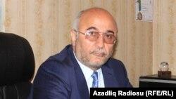 Глава Центра образования «Интеллектуальный гражданин» Гасан Гусейнли
