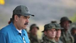Ne možemo se nositi sa činjenicom da se kolumbijska teritorija koristi za napade na Venecuelu: Nikolas Maduro