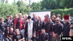 Байкеры на Украине