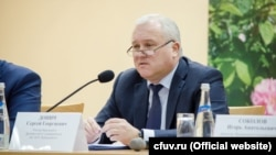 Сергей Донич, архивное фото