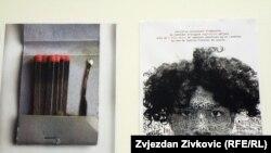 Pravo na rad kroz 100 plakata, RSE/Foto: Zvjezdan Živković, 2. decembar 2014.